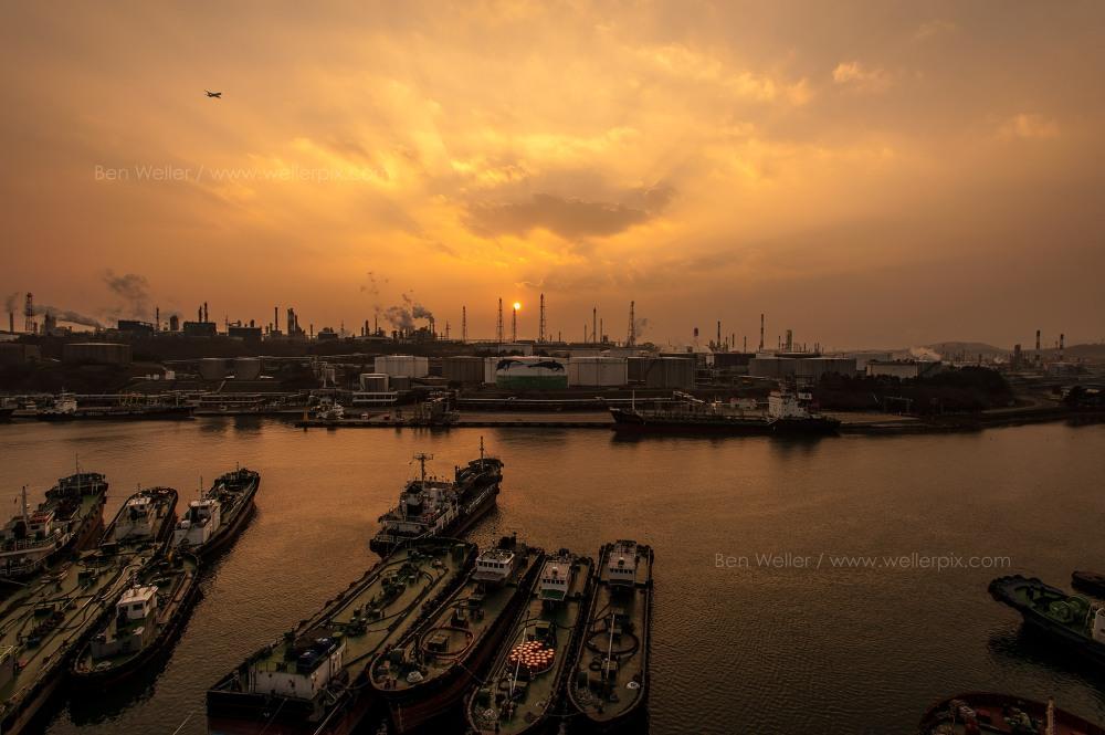 ulsan-sunset