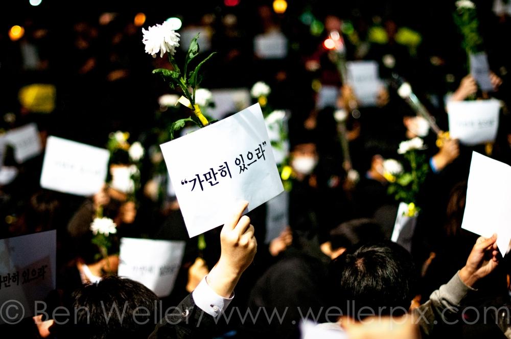sewol, sinking, protest, busan photographer, korea photographer