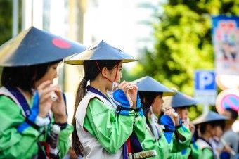2015 Nagoya Festival Photography by Ben Weller